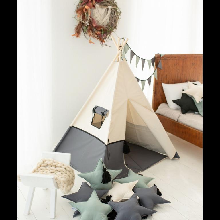 Namioty tipi dla dzieci – jakie są ich zalety?